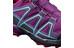 Salomon Speedcross CS WP Buty do biegania fioletowy/czarny